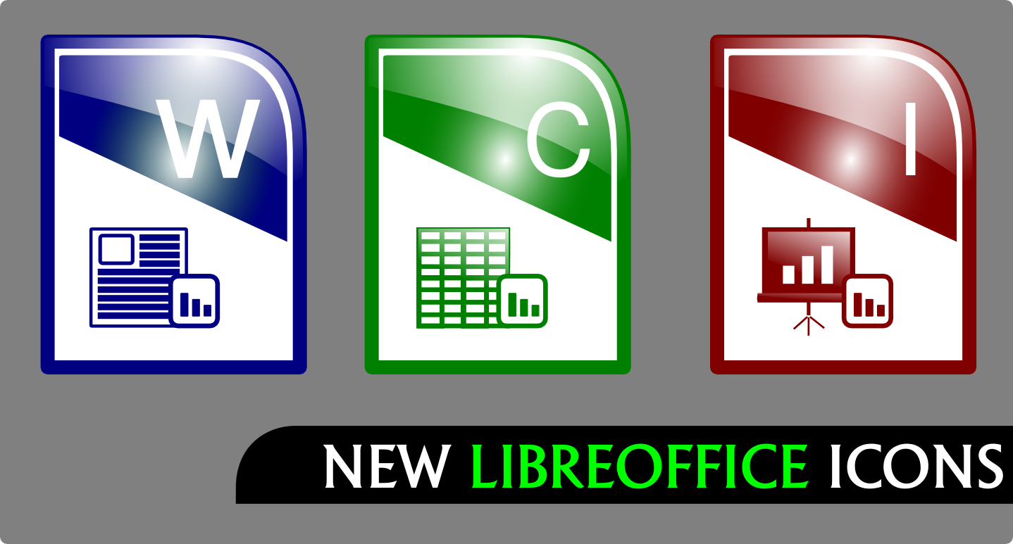what are the application in libreoffice